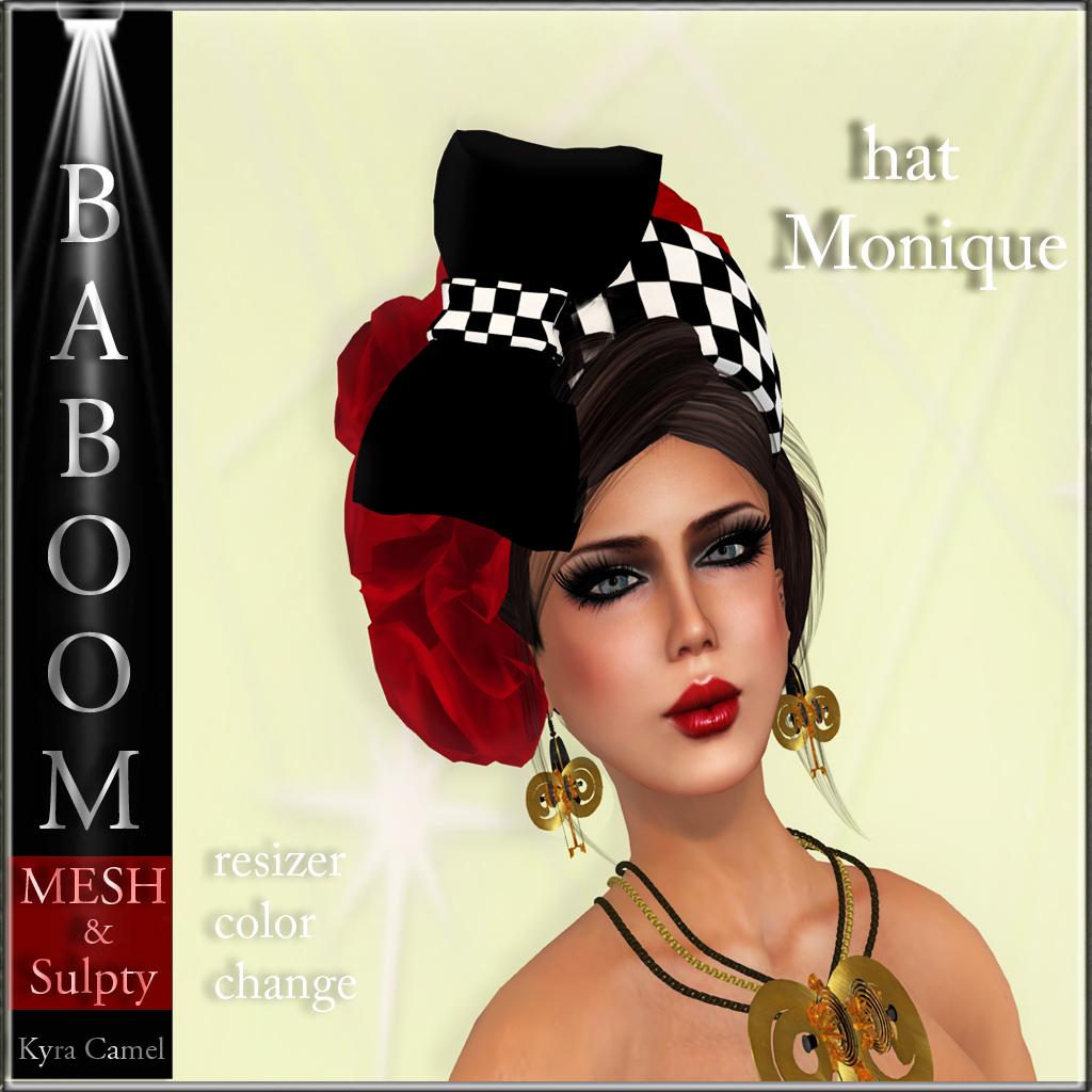 Baboom-hat- monique