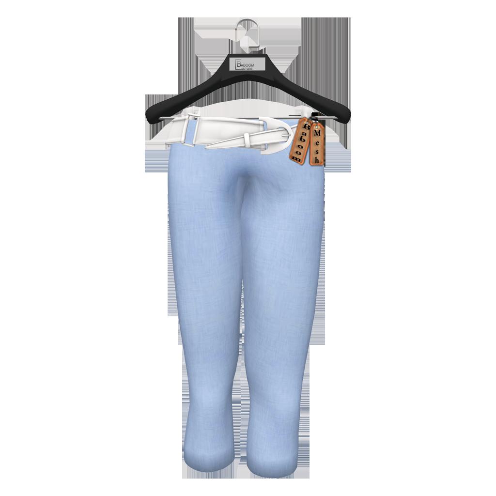 Baboom-capri blue