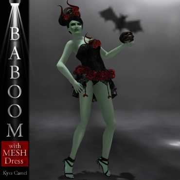 Baboom-Glamour-special HALLOWEEN-sexy